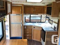 1998 24ft 5th wheel. In excellent condition. One slide,