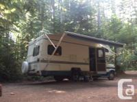 1989 Glendale RV, gas infused 460 automatic,67,240