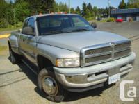 Make Dodge Model Ram 3500 Club Year 1999 Colour grey