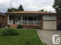 3 bed room split level available in a highly desired