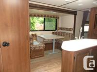 This Jayco has been kept as new condition. It offers