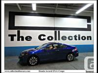 The 2013 Accord Coupe was created to give you sporty 2