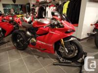 Rare Panigale R modelUnbelievable performance and