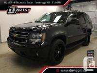 Check out this pre-owned 2009 Chevrolet Tahoe four
