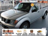 2008 NISSAN FRONTIER CREW CAB SE 4X4 - one owner