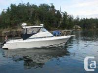 25Ft Canoe Cove Express New Motor 6.5 Detroit Diesel
