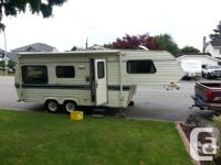 We are honored proprietors of a Fifth wheel that is in