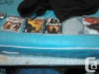 Mint 250 gig ps3 one paddle 6 games which are jak and