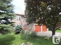 For Lease - Great 4 Bedroom Home With A Fully Finished