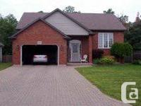 Beautiful raised ranch for sale on Canada Drive Fort