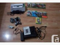 Console & Kinect: Xbox 360 slim with 250GB hard drive
