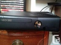 I have a hardly made use of 250gb Xbox 360 Slim for