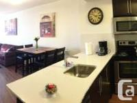 WELCOME HOME!   Fully furnished condo / apartment in