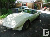 Avendre un 1978 Chevrolet Corvette, 25e anniversaire