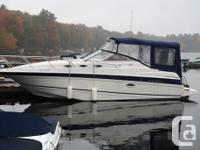 The 2660 was one of Regal�s more popular sport cruiser