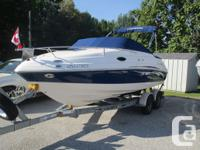 ~~Chaparral 215ssi CUDDY CABIN, JUST LISTED....... This