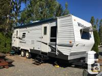26' - 2005 Wildwood Travel Trailer We have owned this