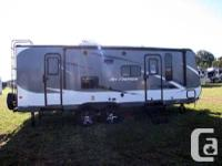 *NEW* 2016 Jayco Jay Feather 23BHM Travel Trailer for