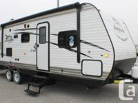 2016 Jayco Jay Flight SLX 267BHSW $66 Weekly OAC *