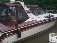 WELL CARE FOR BOAT With UPGRADED INTERIOR, VERY CLEAN