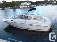 Great new listing on the ever popular Regal 2400 bow