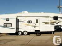 2009 Jayco Eagle Super Lite 31.5BHDS Double Slide Eagle