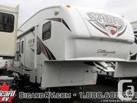 Description: The 2012 Sabre Silhouette 290RKDS, by