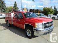 2009 3500 CHEVY SILVERADO QUAD CAB 4X4 6.0L (GAS