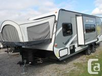 New 2016 Jayco X23B Jay Feather!! Includes lots of