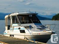 1987 Freedom Craft 26 foot Cabin Cruiser.  Clean, great