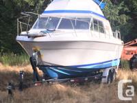 Just putting feelers out there, 26 ft boat no time for
