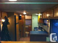 26 foot Ford Mororhome. New brakes and oil. Exhaust was