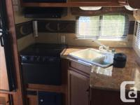2012 Layton Joey travel trailer in excellent condition.
