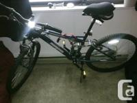 """Hello,  I am selling my 26"""" Mongoose Mountain Bike and"""