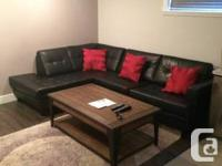 2 bedroom basement collection with private entryway for