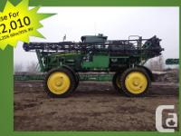 4730 2013 John Deere 4730, Self-Propelled Sprayers, 800