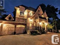 Overview Custom Built Home On Professionally Landscaped