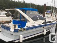 Private Sale by owner: 1989 Bayliner 2655 Ciera