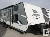 *NEW* 2016 Jayco Jay Feather X254 Travel Trailer for