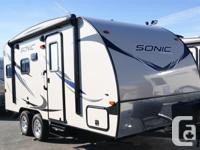 2016 Venture RV Sonic SN170VRD Sonic ultra-lightweight