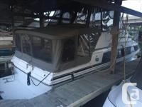 The Caver Mariner is 1 of the most recognizable boats