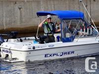 2005 Campion Explorer 552 ( mise en service printemps