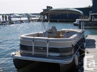Brokerage Sale 2008 Bennington 2275 RLi pontoon boat