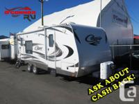 """Ducted A/c, Power Awning, Queen sized bed 60"""" x"""