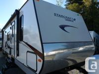 2014 Starcraft Launch Ultra Lite 28BHS As a new product