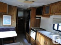 1994 27 ft sunrise 5th wheel, for sale In good