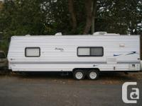 2001 27 Ft 'Wanderer' Trailer built by Thor 2 new deep