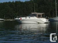 27 foot powerboat - excellent condition - 454 Mercury -
