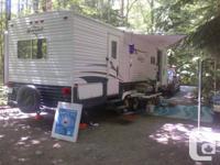 2006 27' Hornet travel trailer. Bought brand new in