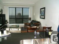 This modern newly renovated 1 bedroom plus den, 1 bath